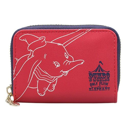 Disney Dumbo Admit One Coin Purse Wallet